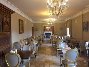 Chateau d'Urspelt, Frühstückssaal