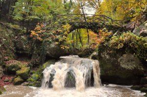 Der zauberhafte Schiessentümpel am Müllerthal Trail
