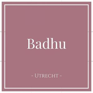 Badhu, Utrecht, Holland, auf Charming Family Escapes