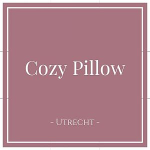 Cozy Pillow, Utrecht, Holland, auf Charming Family Escapes