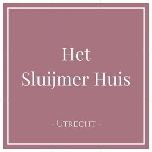Het Sluijmer Huis, Utrecht, Holland, auf Charming Family Escapes