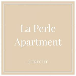 La Perle Apartment, Utrecht. Holland, auf Charming Family Escapes