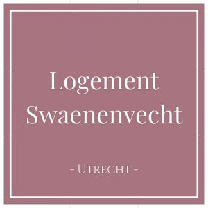 Logement Swaenenvecht, Utrecht, Holland, auf Charming Family Escapes