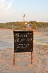 Auf Wiedersehen in Noordwijk!