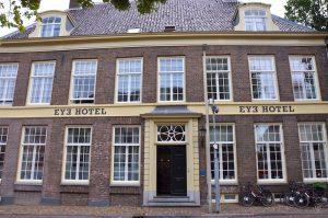 Eye Hotel Utrecht - Aussenansicht 3
