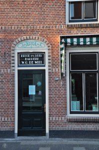 Het Melkjhuisje, Noordwijk, Bäckerei