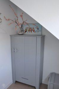 Het Melkjhuisje, Noordwijk, Schrank im vierten Schlafzimmer