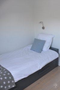 Het Melkjhuisje, Noordwijk, drittes Schlafzimmer