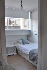 Het Melkjhuisje, Noordwijk, viertes Schlafzimmer