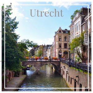 Utrecht; Niederlande auf Charming Family Escapes
