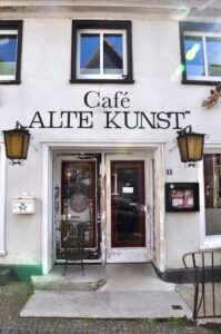 Cafe in Solingen Burg