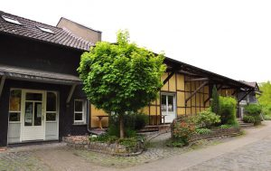 Ehemaliges Bahnhofsgebäude in Beyenburg