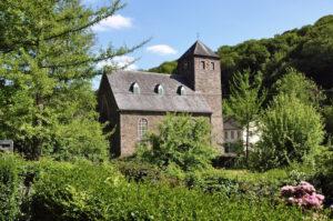Evangelische Kirche in Solingen Burg