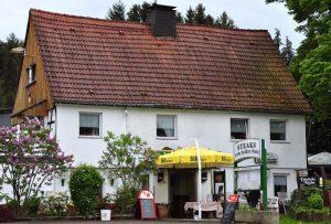 Restaurant Hölzerne Klinke, Beyenburg