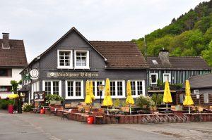 Restaurant Landhaus Bilstein, Beyenburg