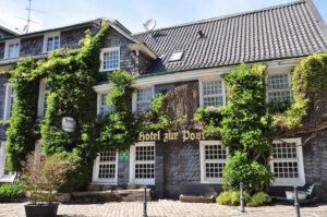 Hotel zur Post in Solingen-Gräfrath