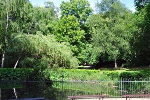 Park Gräfrather Heide in Solingen