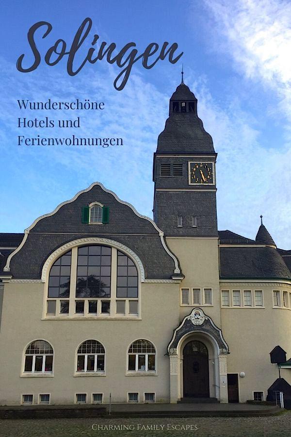 Solingen - wunderschöne Hotels und Ferienwohnungen