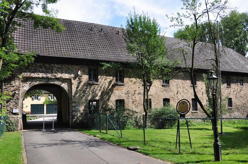 Wasserburg Haus Graven