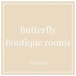 Butterfly Boutique rooms, Verona, on Charming Family Escapes