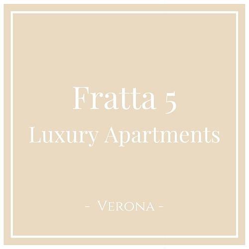 Fratta 5 Luxury Apartments, Verona, auf Charming Family Escapes