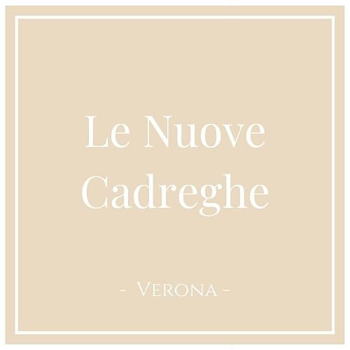 Le Nuove Cadreghe, Verona, on Charming Family Escapes