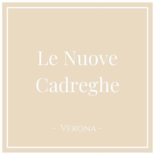 Le Nuove Cadreghe, Verona, auf Charming Family Escapes