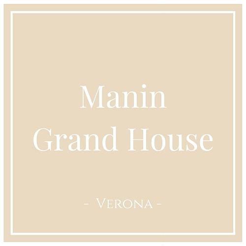 Manin Grand House, Verona, auf Charming Family Escapes