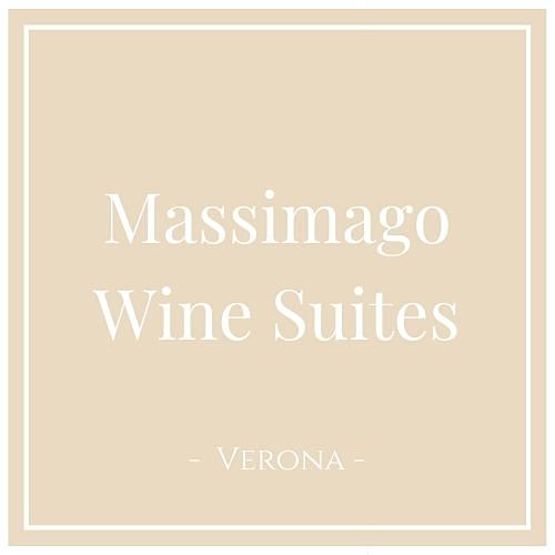Massimago Wine Suites, Verona, on Charming Family Escapes