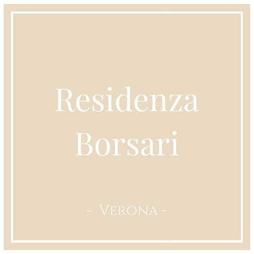 Residenza Borsari, Verona, auf Charming Family Escapes