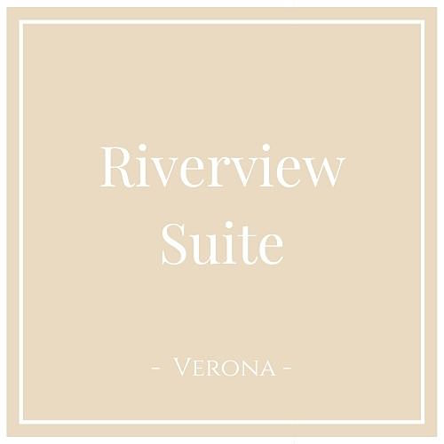 Riverview Suite, Verona, auf Charming Family Escapes