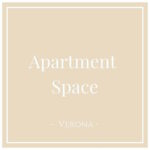Apartment Space, Verona, on Charming Family Escapes