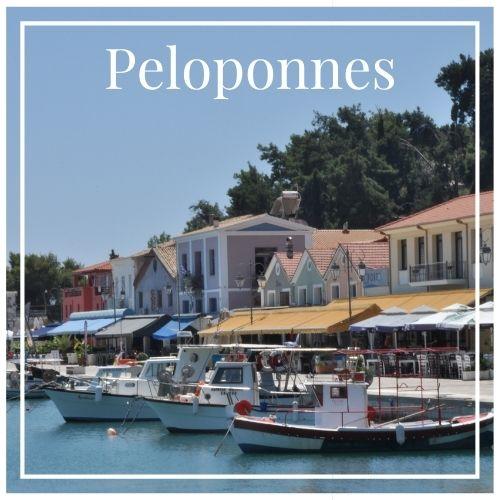 Peloponnes, CharmingFamilyEscapes