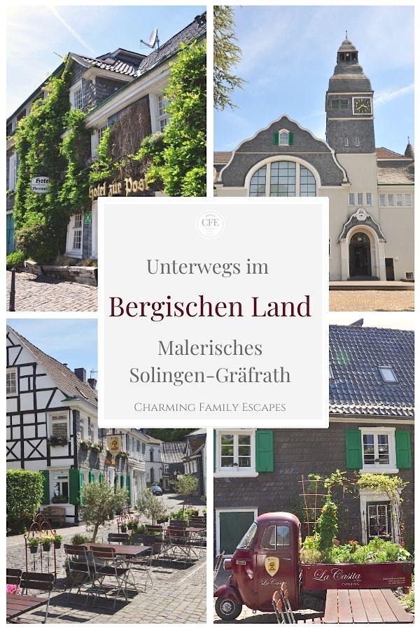 Solingen-Gräfrath im Bergischen Land