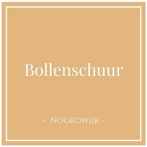 Bollenschuur, Noordwijk, Niederlande