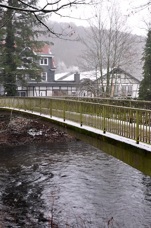 Brücke Friedrichsaue