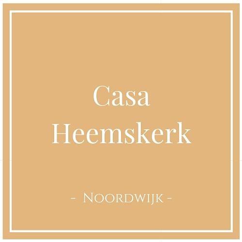 Casa Heemskerk, Noordwijk, Niederlande