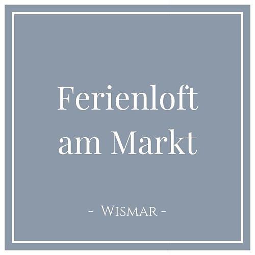 Ferienloft am Markt, Wismar, Charming Family Escapes