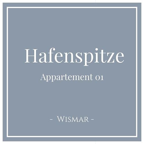 Hafenspitze Appartement 01, Wismar, Charming Family Escapes