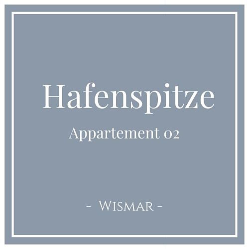 Hafenspitze Appartement 02, Wismar, Charming Family Escapes