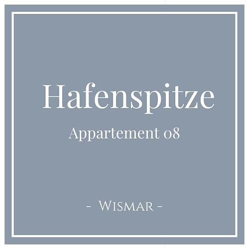Hafenspitze Appartement 08, Wismar, Charming Family Escapes