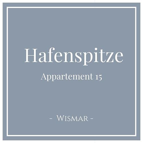 Hafenspitze Appartement 15, Wismar, Charming Family Escapes