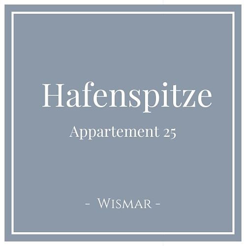 Hafenspitze Appartement 25, Wismar, Charming Family Escapes