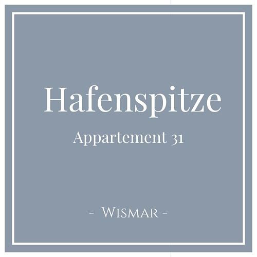 Hafenspitze Appartement 31, Wismar, Charming Family Escapes