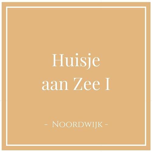 Huisje aan Zee I, Noordwijk, Niederlande
