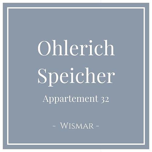 Ohlerich Speicher Appartement 32, Wismar, Charming Family Escapes
