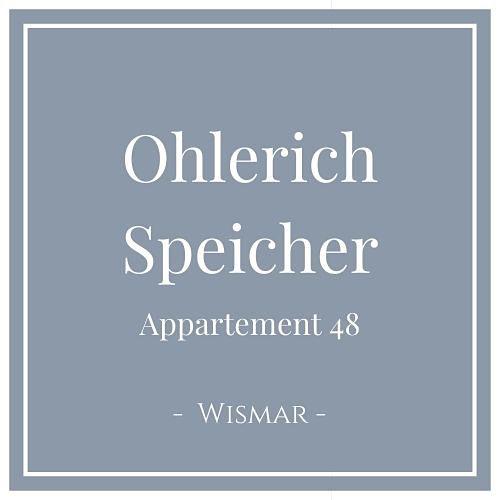 Ohlerich Speicher Appartement 48, Wismar, Charming Family Escapes