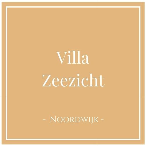 Villa Zeezicht, Noordwijk, Niederlande