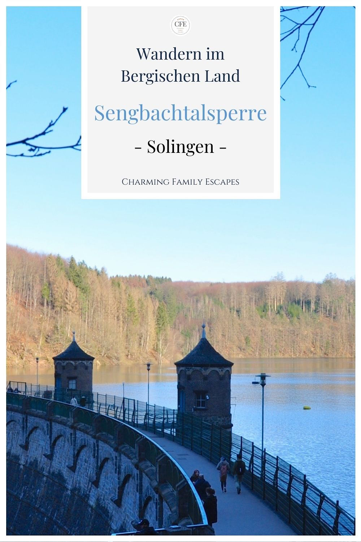 Wandern im Bergischen Land - Sengbachtalsperre, Solingen