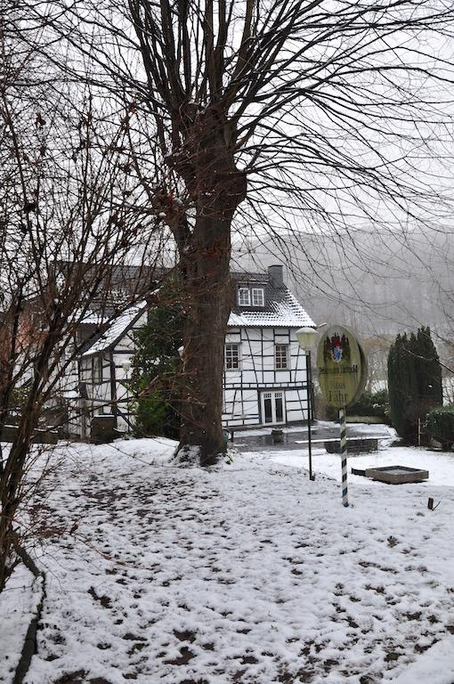 Wanderweg am Haus Fähr, Solingen